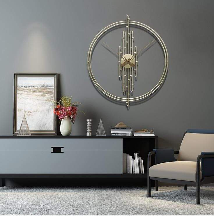 modern hanging wall clock Guccio Home