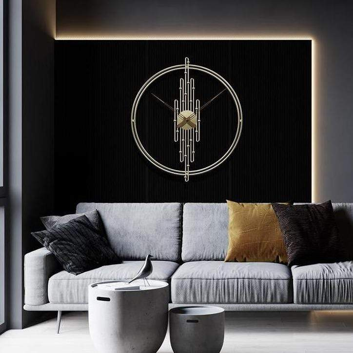 modern home wall clock Guccio Home