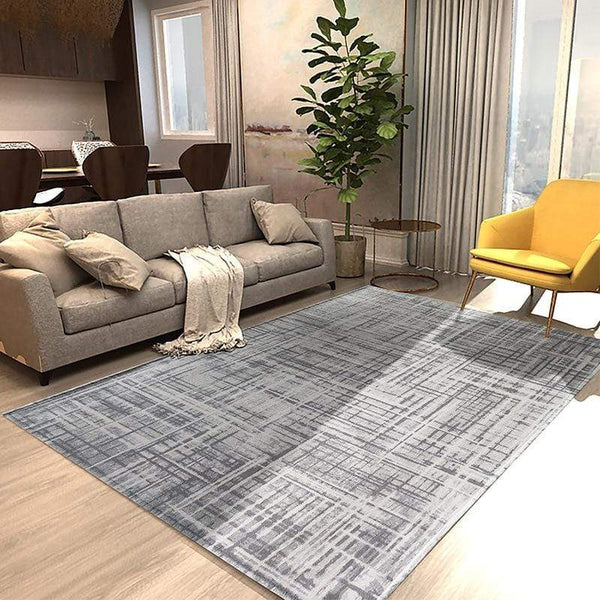 gray-modern-rug-in-a-living-area-Zavato-Home
