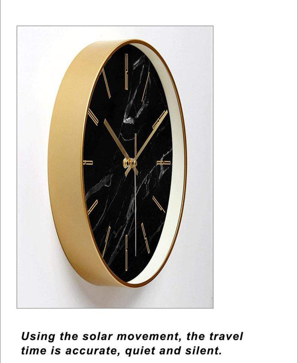 black-gold-wall-clock-Zavato-Home