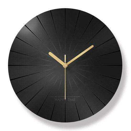 Black-gold-hands-wall-clock-Zavato-Home