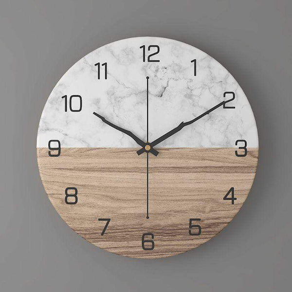 wooden-marble-wall-clock-Zavato-Home