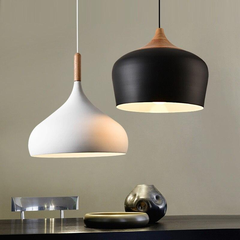 white-and-black-metal-and-wood-pendant-light-Zavato-Home