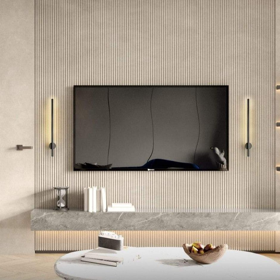 two-vertical-wall-lamp-beside-TV-Zavato-Home