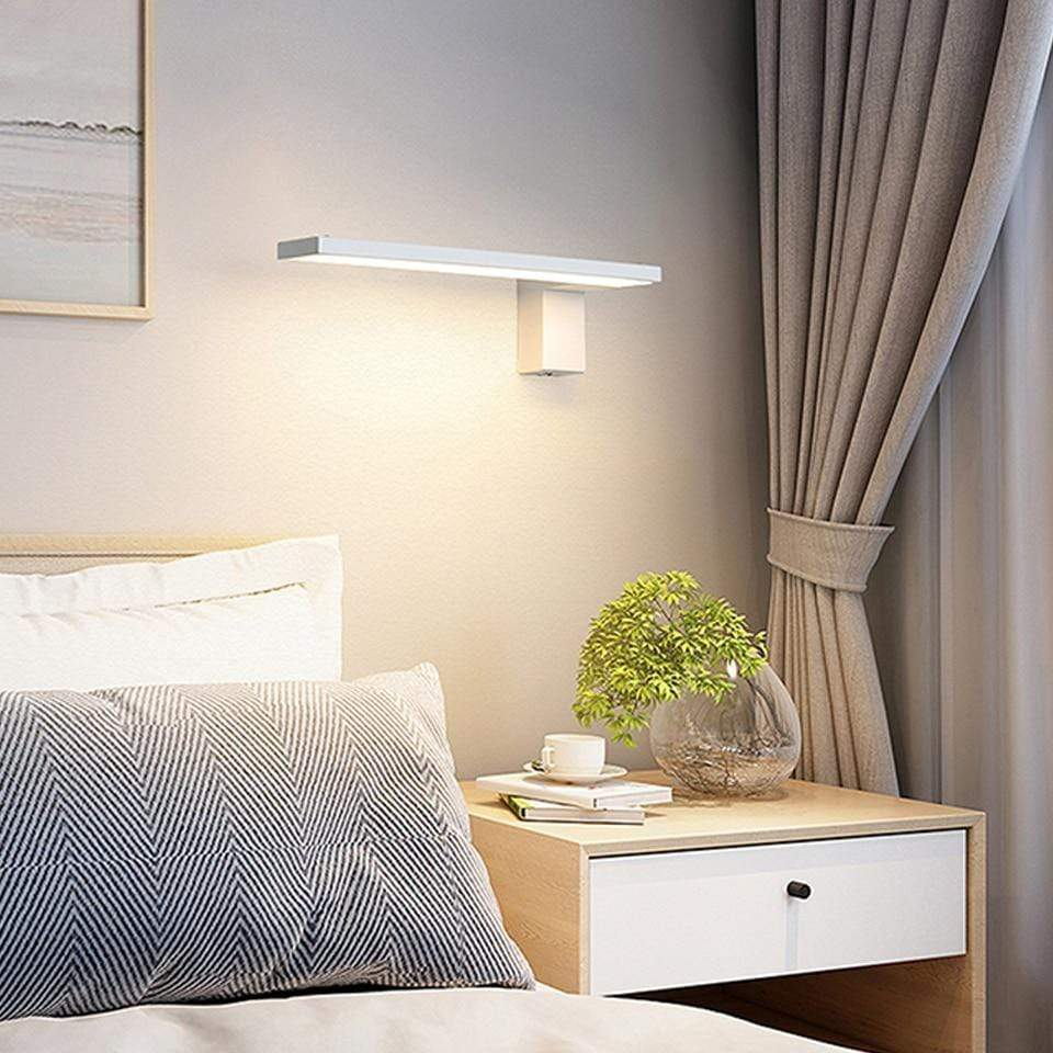 wall-lamp-LED-near-bedside-table-Zavato-Home