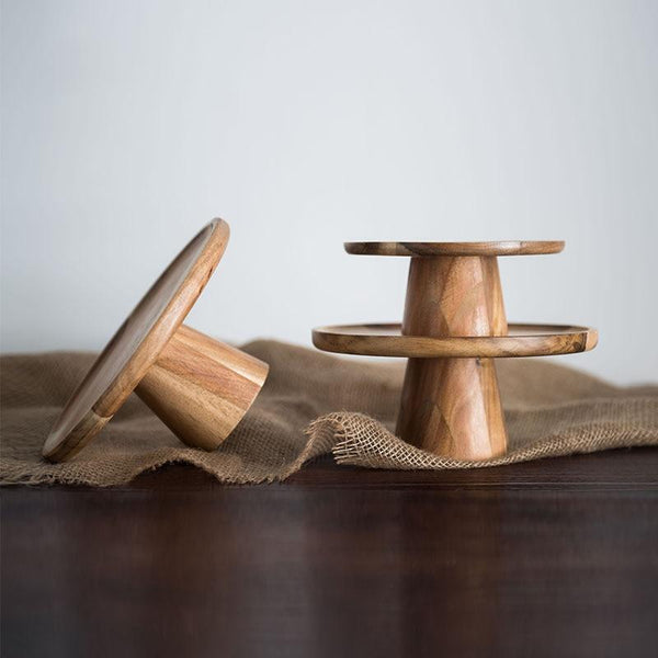 three-wooden-cake-stand-stacked-Zavato-Home