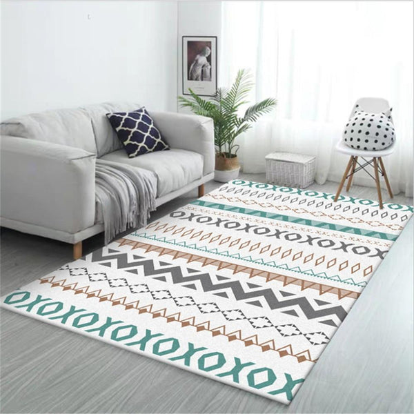 tradional-pattern-modern-rug-under-a-chair-Zavato-Home