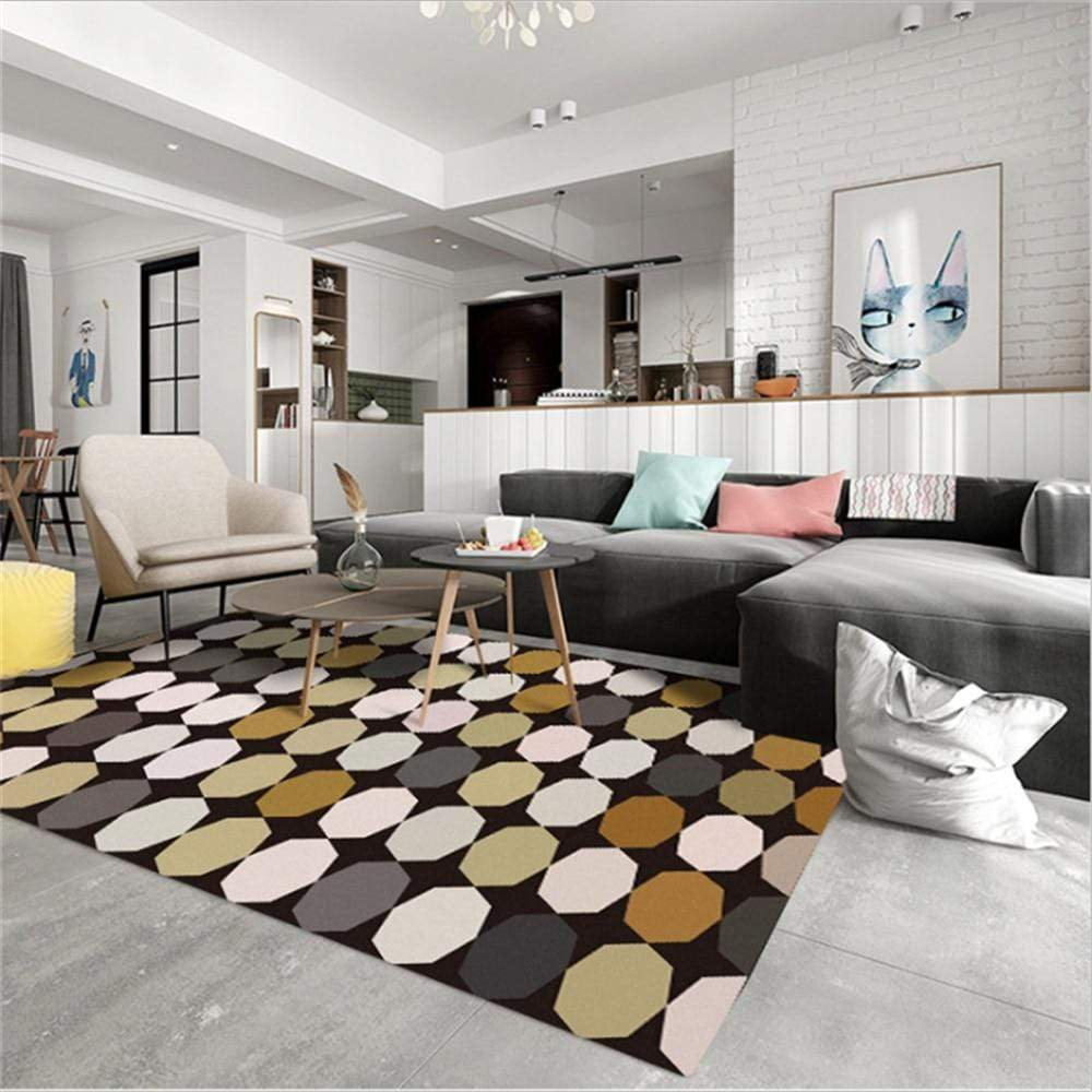 colorful--modern-rug-in-a-living-room-Zavato-Home