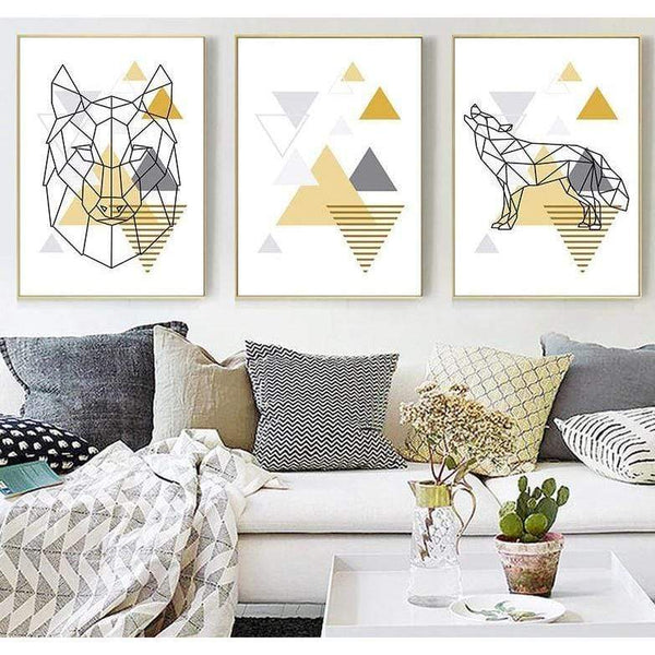 Geometry & Animals