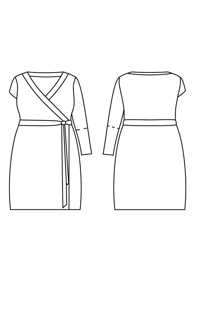 Cashmerette Appleton Dress Paper Sewing Pattern