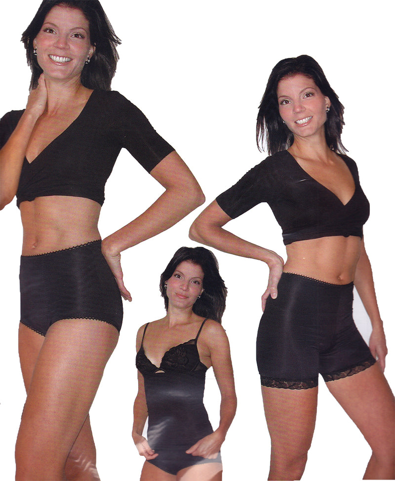 Jalie 2572: Women's Waist Cincher and Shapewear Sewing Pattern