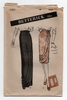 Butterick 3303 Sewing Pattern - 1940s Draped Skirt Vintage Pattern