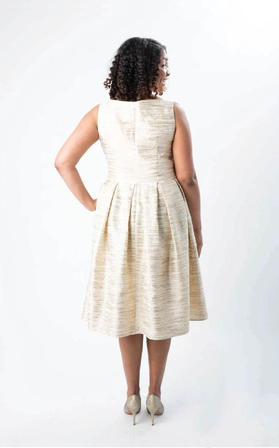 Cashmerette Upton Dress Paper Sewing Pattern