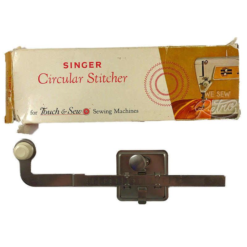 Vintage Singer Circular Stitcher for Touch & Sew Machines