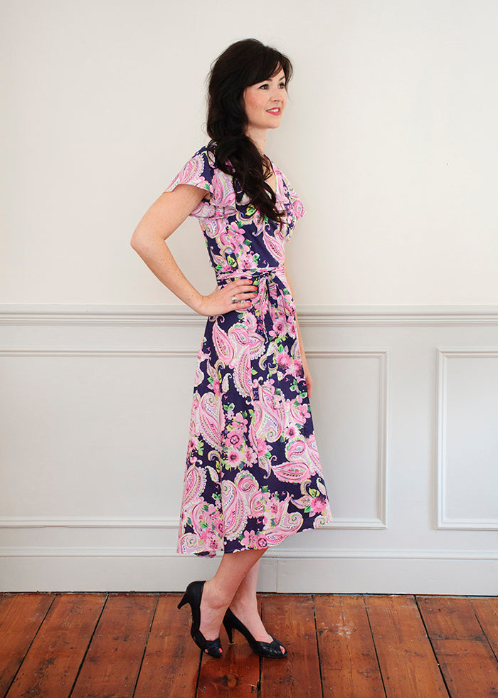 Sew Over It Eve Dress Sewing Pattern