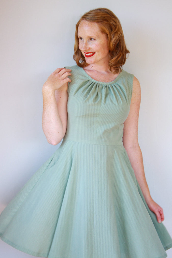 Jennifer Lauren Felicity Dress PDF Sewing Pattern