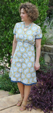 Serendipity Studio Isabella Dress Sewing Pattern