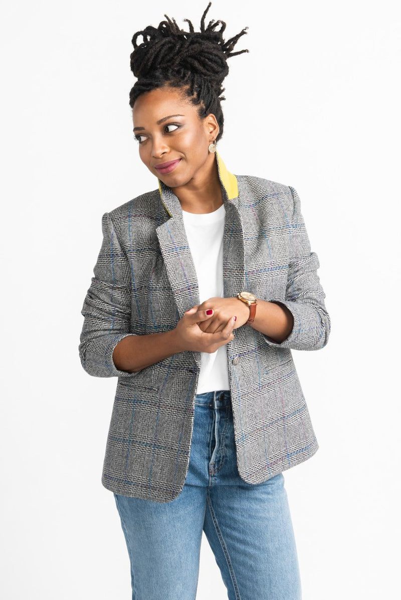 Closet Case Jasika Blazer Paper Sewing Pattern