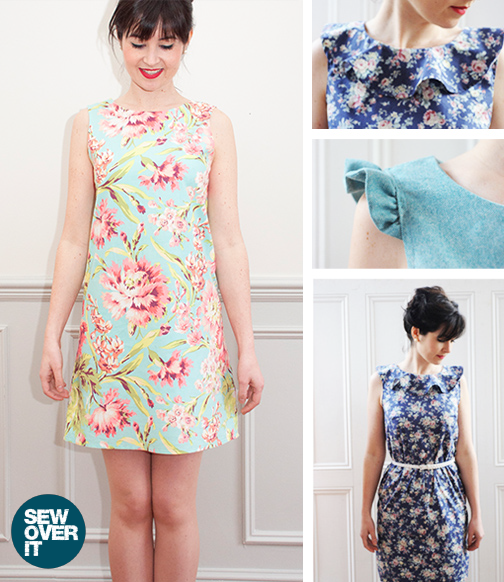 Sew Over It Ultimate Shift Dress Sewing Pattern