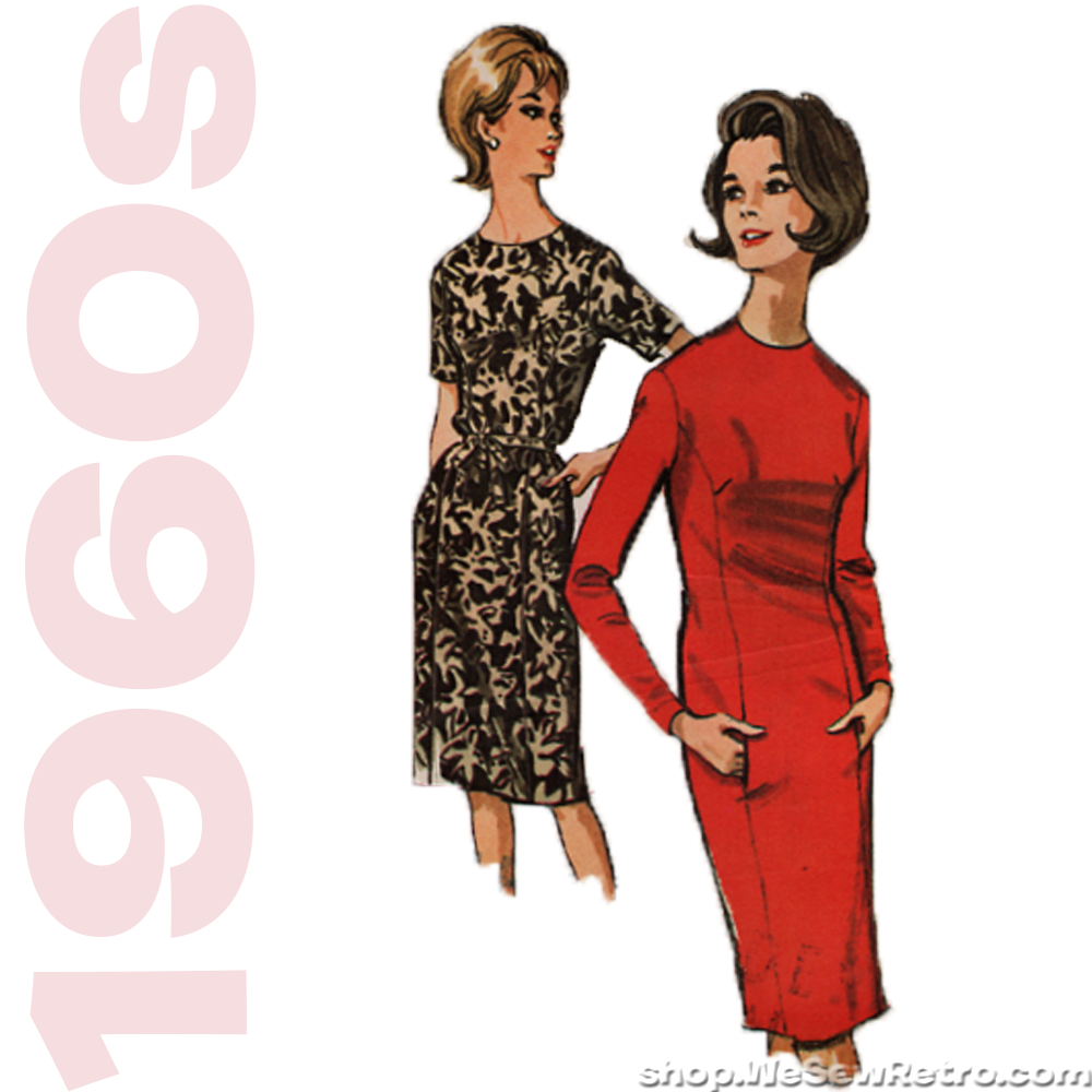 1960s Dress Patterns Awesome Ideas