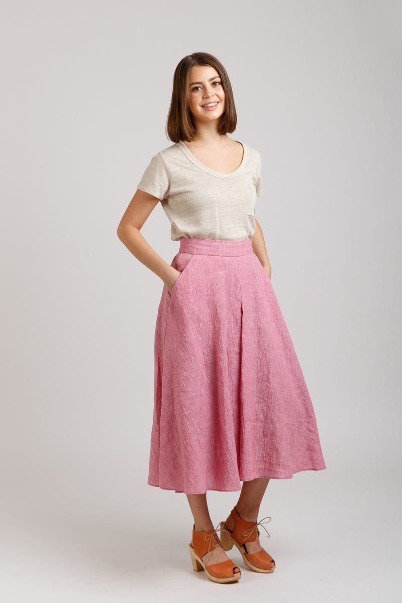 Megan Nielsen Tania Culottes Paper Sewing Pattern