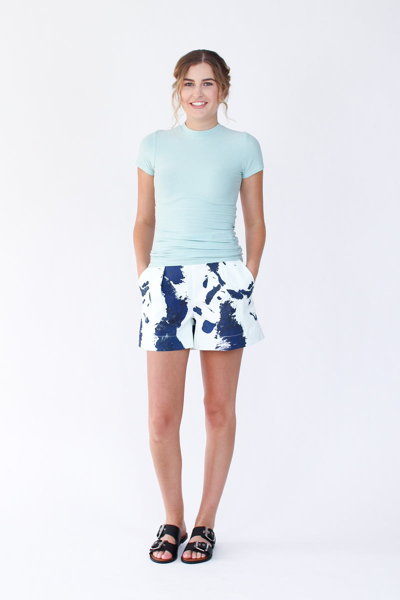 Megan Nielsen Flint Shorts & Pants Paper Sewing Pattern