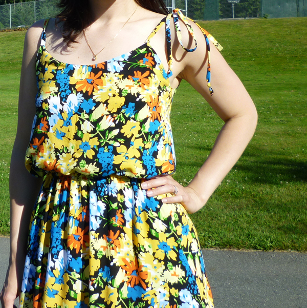 Sewaholic Saltspring Dress Sewing Pattern