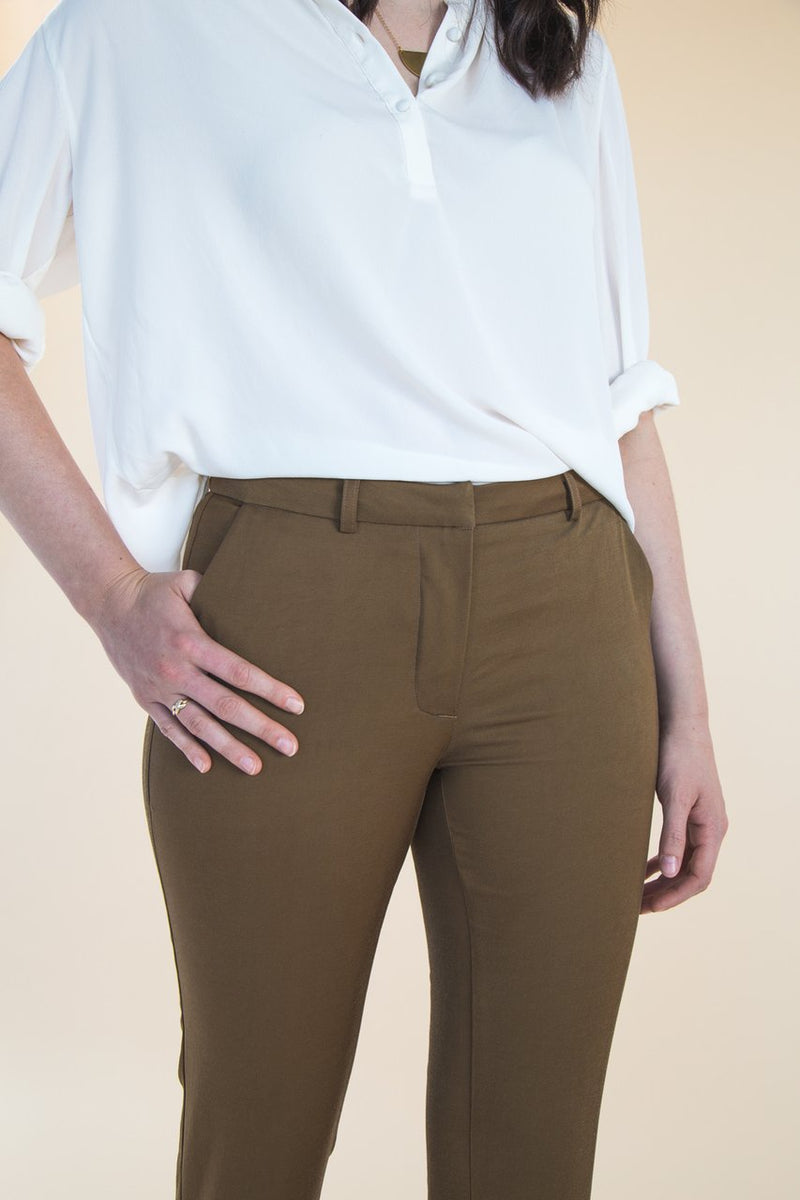 Closet Case Sasha Trousers Sewing Pattern - Paper