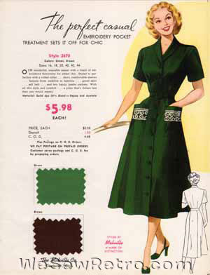 PDF Download - Collection of All 48 1950s Vintage Salesman Samples