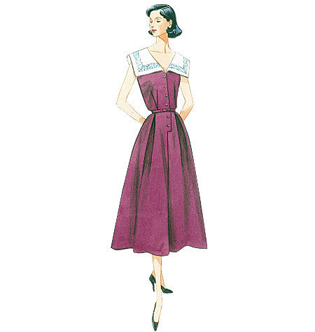 Vintage Vogue 1171 - Out of Print 1950 Dress Sewing Pattern