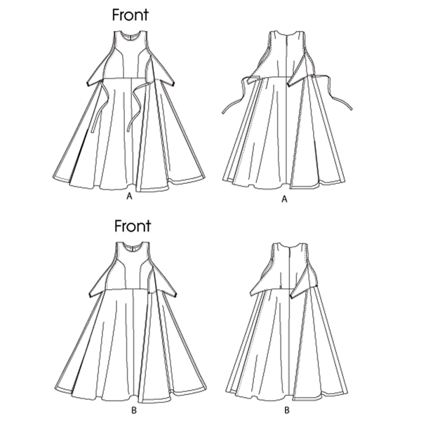 Free wedding dress sewing patterns - 1950s Vintage Vogue Sewing Pattern Back Wrap Dress Pattern Vogue V87