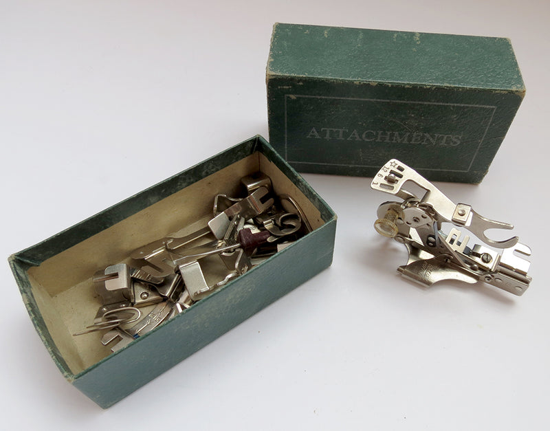 Vintage Griest Sewing Machine Attachments
