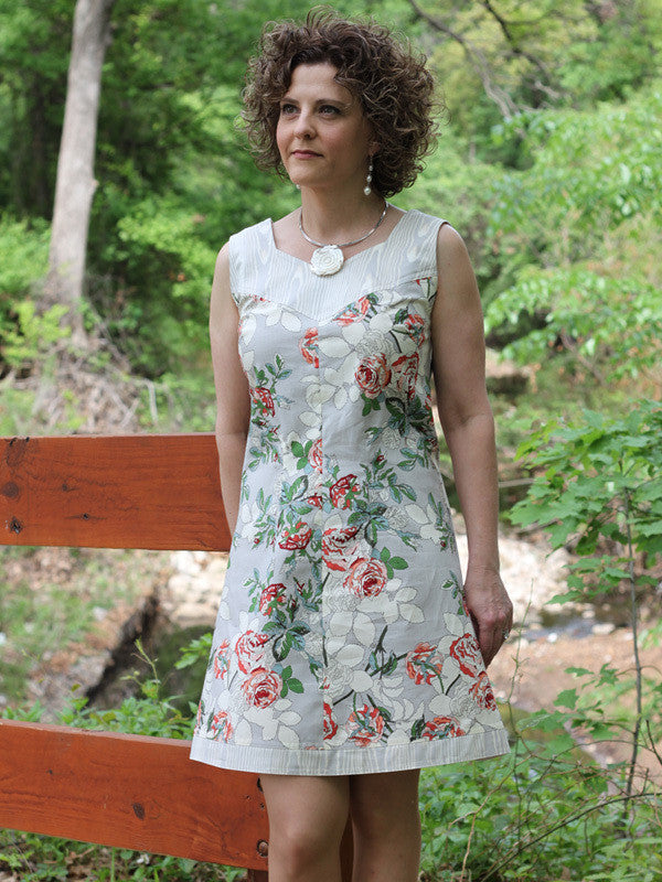Serendipity Studio Ava Sundress Sewing Pattern *