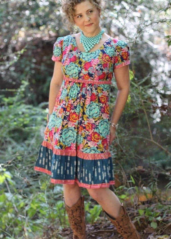 Serendipity Studio Bernadette Dress Sewing Pattern