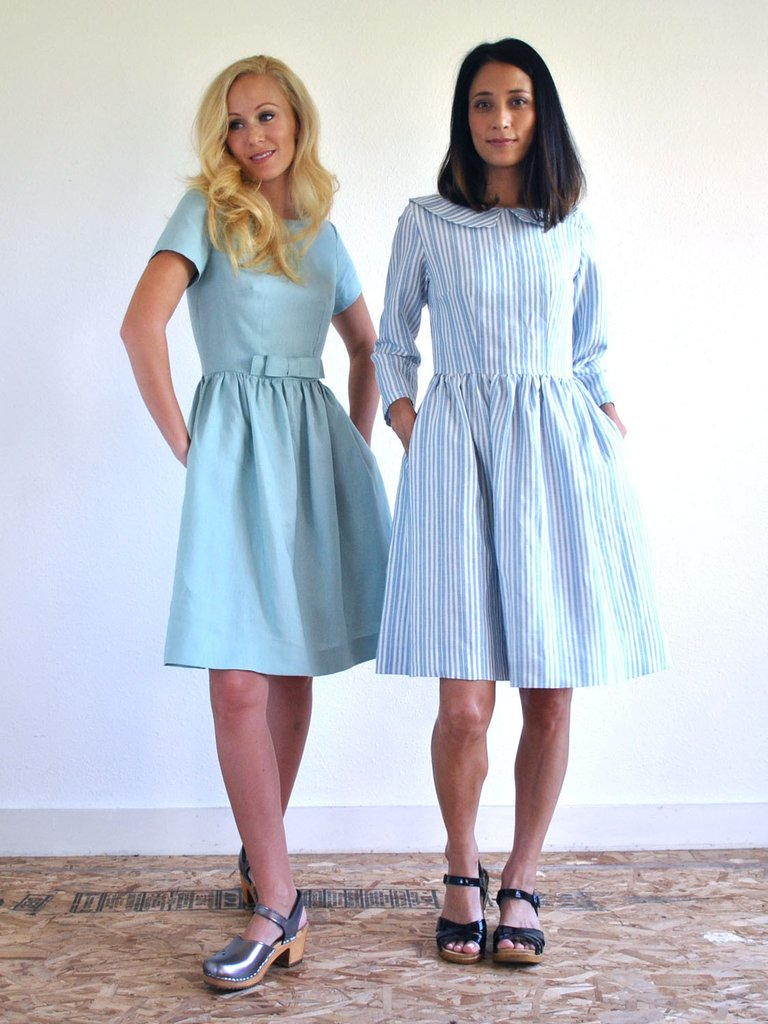 Christine Haynes Emery Dress Paper Sewing Pattern - Vintage Inspired Dress Pattern
