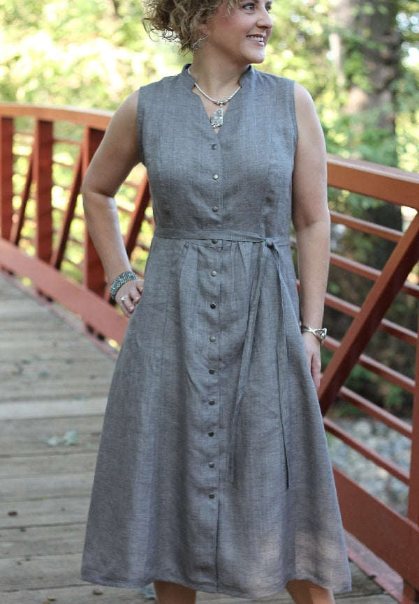 Serendipity Studio Erin Shirtdress Sewing Pattern