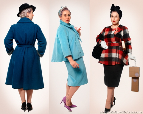 How To Do Fashion London Coat Paper Sewing Pattern