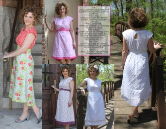 Serendipity Studio Naomi Dress Sewing Pattern