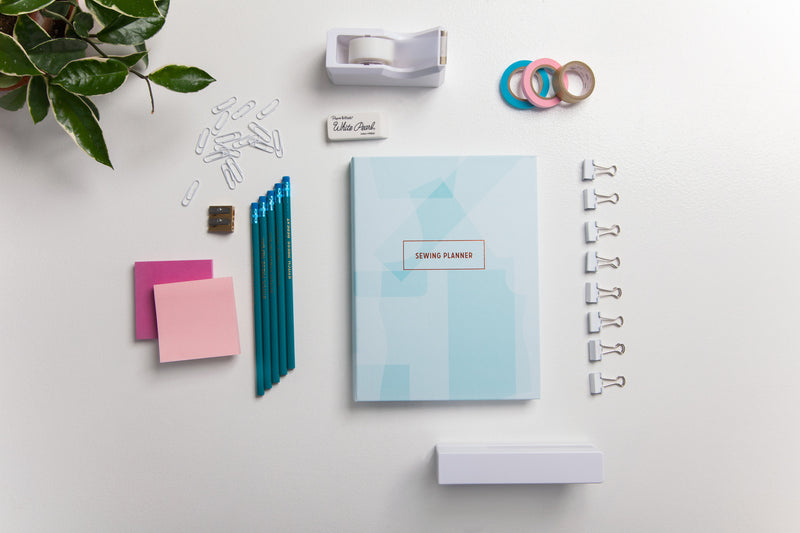 Colette Sewing Planner Notebook