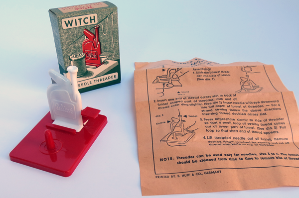 Vintage Needle Threader