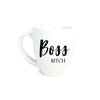 16oz Ceramic Boss Bitch Coffee Mug