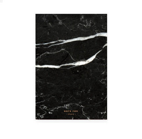 Marble Notebook,  - Glam & Co