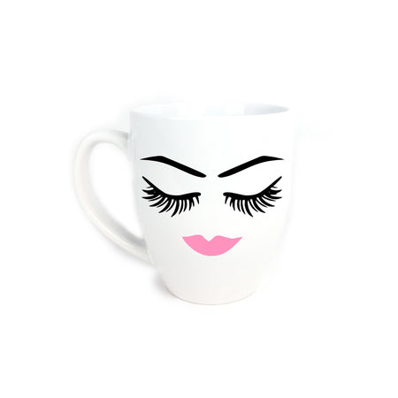 Boss Bitch Mug - 16oz - White Ceramic