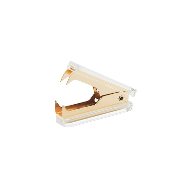Luxe Stapler Remover - Rose Gold (PRE-ORDER ONLY), Acrylic Stationary - Glam & Co