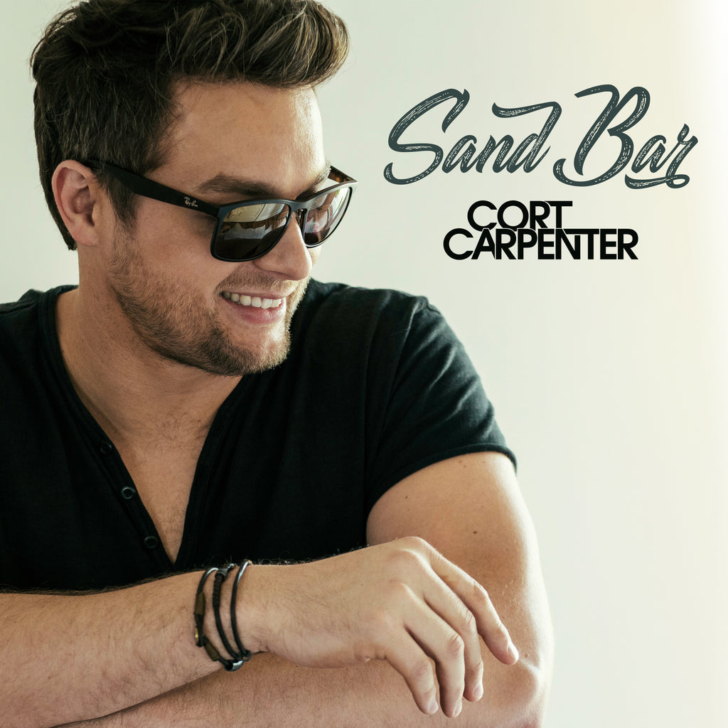 "Get Cort's brand new summer anthem ""Sand Bar"" today!"