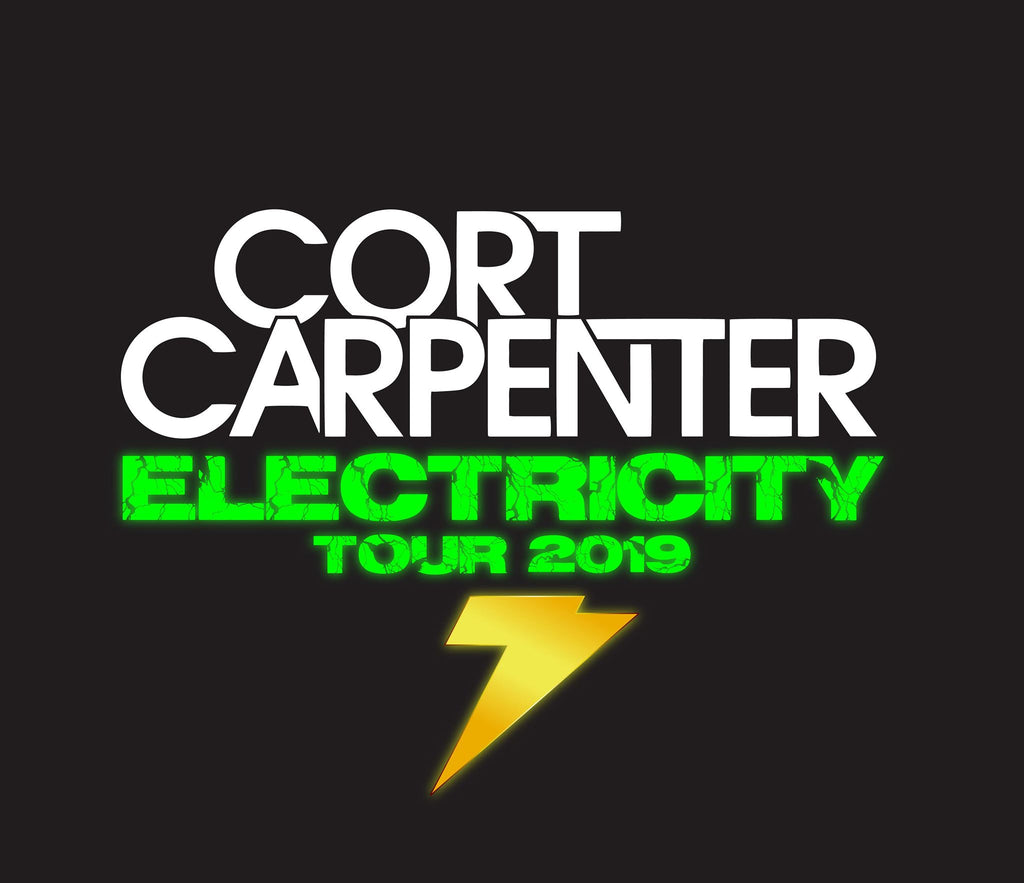 "2019 ""Electricity"" Tour kicks off in March!"