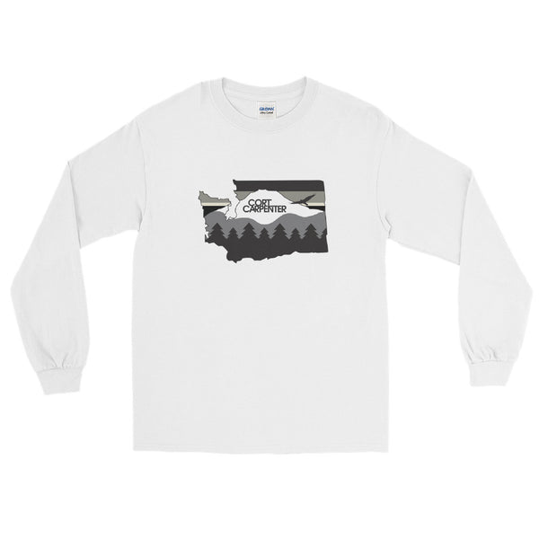 """Special Edition State Logo"" - Long Sleeve Shirt (Unisex)"