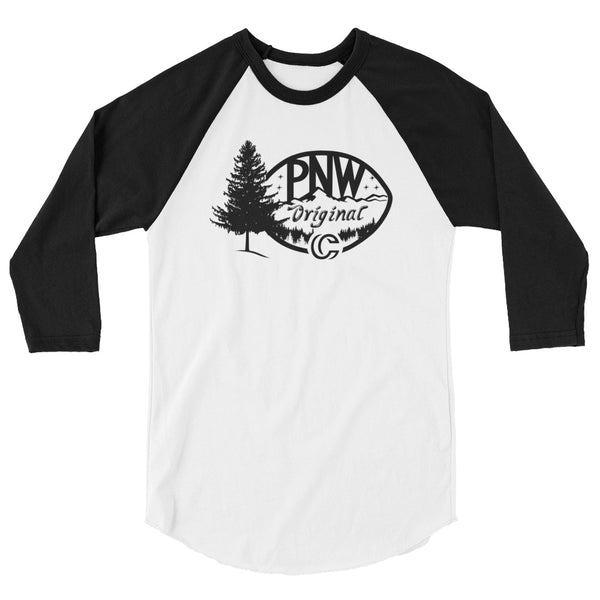 "3/4 sleeve raglan shirt - ""PnW Original"" - Special Edition"