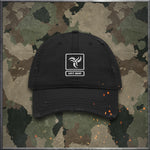 LSVT Army Distressed Dad Hat
