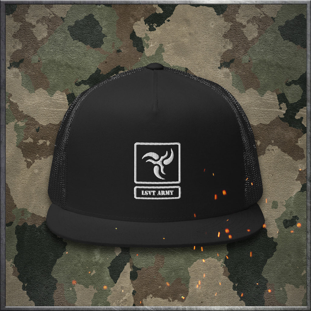 LSVT Army Trucker Hat